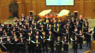 Battle Hymn Encore -  NAC Concert Choir