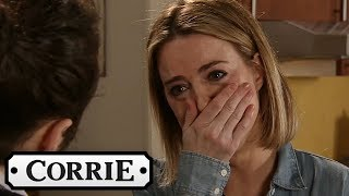 Coronation Street - Abi Loses All Hope of Seeing Her Kids Again