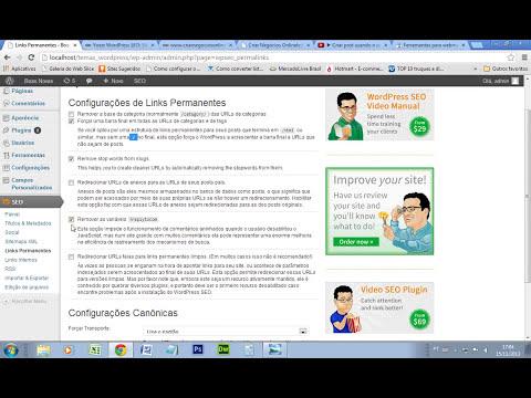 Configuração do Plugin Wordpress SEO Yoast Segunda Parte