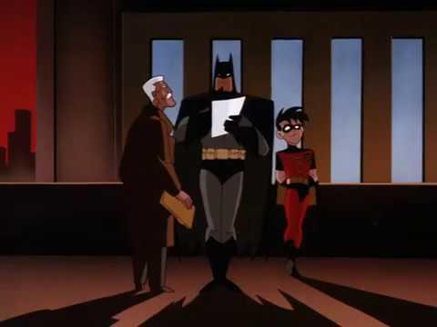 Superman impersonates Batman