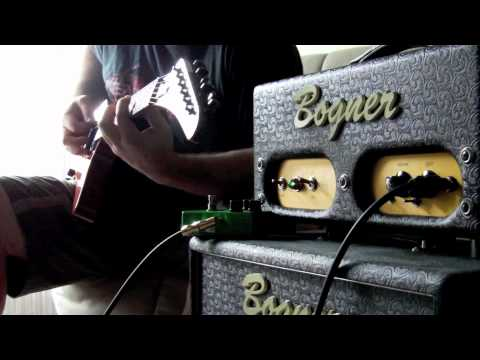 Bogner Brixton - Metal