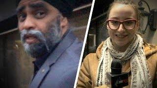 Defence Minister won't comment on Jody Wilson-Raybould   Jessica Swietoniowski