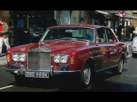 Grosser vs. Corniche old car challenge part 2 - BBC