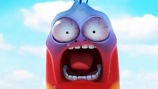 LARVA- NUEVOS AÑOS EN NUEVA YORK| 2016 Película Completa | Dibujos animados para niños