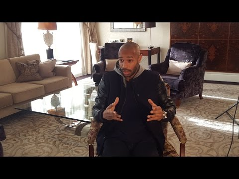 "Thierry Henry: ""Sometimes I ask myself if Messi is human"""