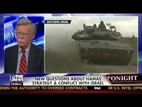 Hon. John Bolton on The Kelly File 7/23