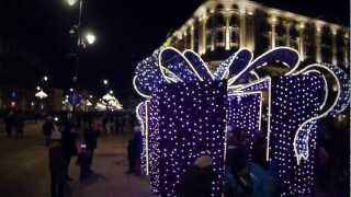 Fall In Love With Warsaw For Christmas! (2012)
