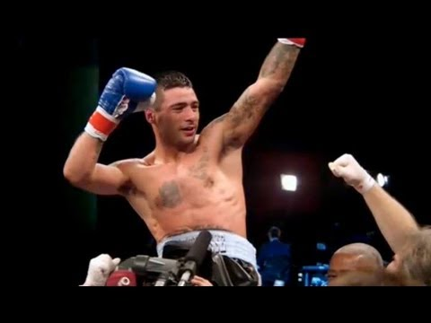 Knockout artist Lucas Matthysse beats Lamont Peterson, he's now going after Danny Garcia.