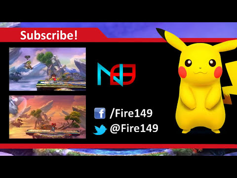 Super Smash Bros 3DS: Pikachu - Profile (Gameplay, Moveset, Strategy)