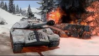 (18+ МАТЫ!) (World of Tanks) ИС-3. 6,5К! ТАНКИСТ_2351.