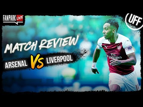 Arsenal 1-1 Liverpool - Goal Review - FanPark Live