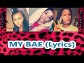 Glamour - Bae (Lyrics)