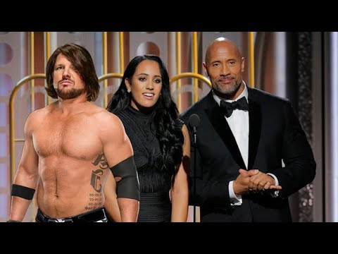 WWE News - The Rock's Daughter Training, AJ Styles Almost Changed His Name