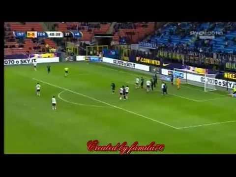 Inter-Torino 0-1 (94'Moretti) del 25.01.2015