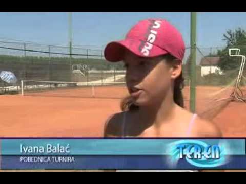 Otvoreno prvenstvo Beograda za devojcice do 14. godina – TK Beli sport