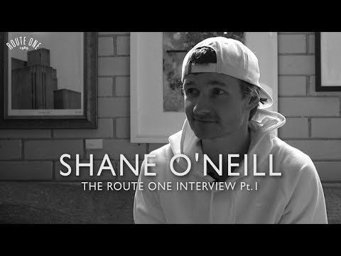 Shane O'Neill: The Route One Interview Pt1