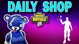 Fortnite Daily Shop (3rd July 2018 Part 2)