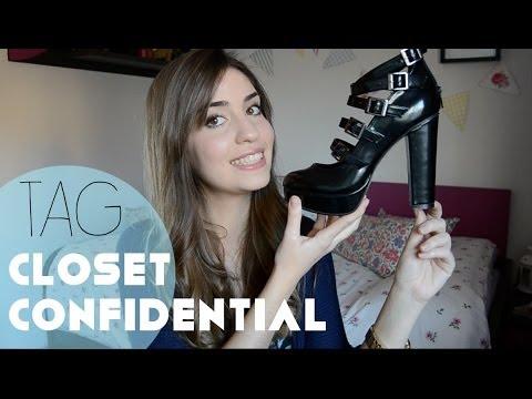 Closet confidential TAG | Nightnonstop