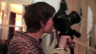 Saskia de Brauw & Karl Lagerfeld | Chanel | L'Officiel NL