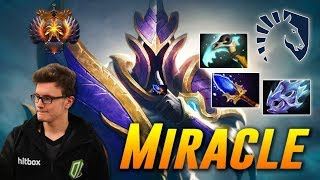 Miracle Silencer | Dota 2 Pro Gameplay