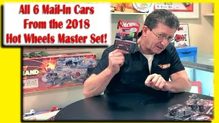 Hot Wheels Mail in Cars for 2018 | Hot Wheels