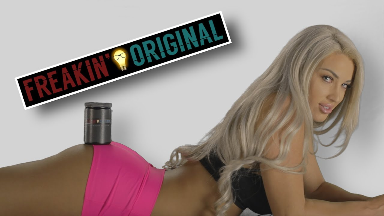 Freakin' Original Commercial - Laci Kay Somers