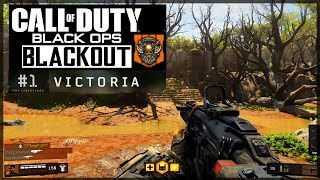 *4 VICTORIAS* EN BLACKOUT! - CALL OF DUTY BLACK OPS 4