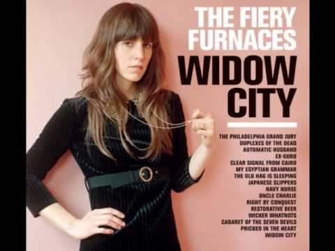 The Fiery Furnaces - My Egyptian Grammar