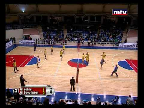 Special Sport - Lebanese Volleyball Championship - Al Zahra