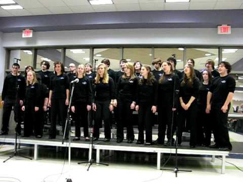 2010-02-17 01 NHSS Jazz Choir - Surfin' USA.AVI