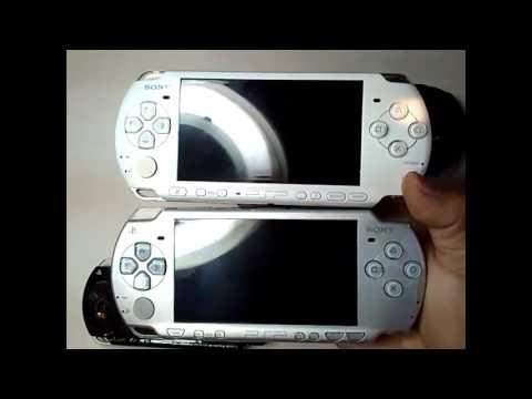 PSP 1000, 2000, 3000 Como Saber Diferencias y Año
