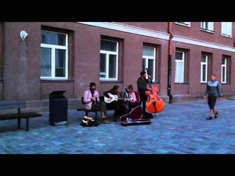 Jazz Cannibals in Tallinn, 3 August 2015