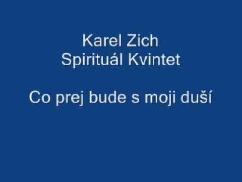 Spirituál Kvintet - Co prej bude s moji dusi