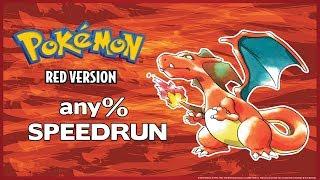 Pokemon Red Glitchless Any% Speedrun | NEW PB!