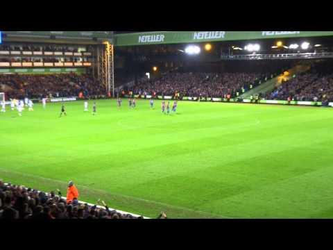 Crystal Palace 1 - 3 Sunderland 2014 | PalaceFanTV