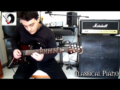 Jam Origin Midi Guitar Demo Tested By Vincenzo Avallone
