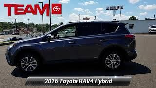 Certified 2016 Toyota RAV4 Hybrid XLE, Langhorne, PA 22431