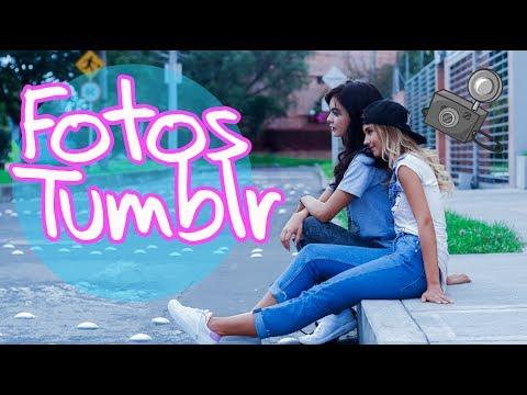 Imitando fotos tumblr de amigas/friendship goals Ft Majo Vargas - TUTI!!!!