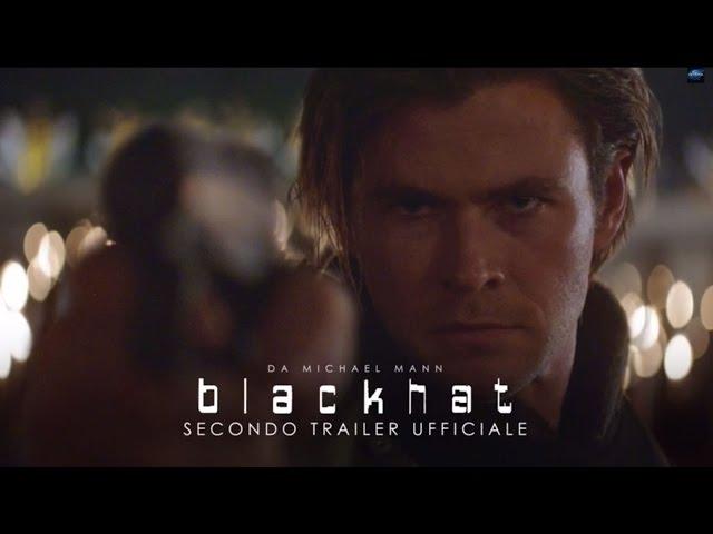 BLACKHAT di Michael Mann - Secondo trailer italiano ufficiale