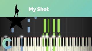 Hamilton - My Shot Piano