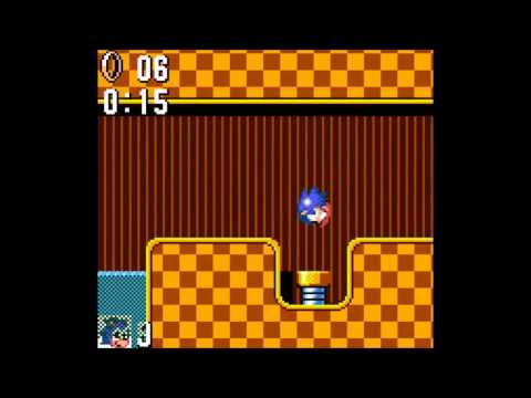 Sonic The Hedgehog (game Gear) Green Hill 2: 0:22 (speed Run) video