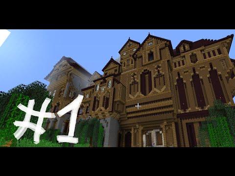 Дом Херобрина #1 [Прохождение карт]