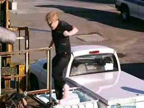 Mythbusters- Walking on
