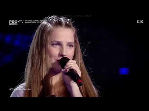 Vocea Romaniei 09.2017 Ana Munteanu