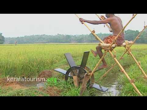 Water Wheels Thiruvalla Pathanamthitta Kerala tourism