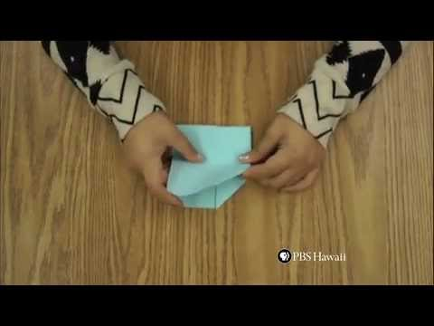PBS Hawaii - HIKI N?: Molokai High School - Paper Airplane