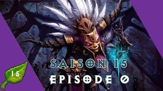 Diablo 3 Reaper of Souls : Préparation saison 15