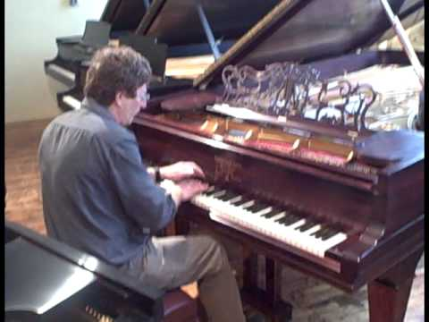 1886 Rosewood Steinway D Concert Grand Piano in Craftsman Piano Showroom, Yonkers, NY