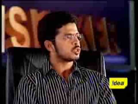 Sreesanth's Interview on Manorama News [1/7]