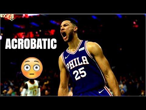NBA Acrobatic Dunks ᴴᴰ